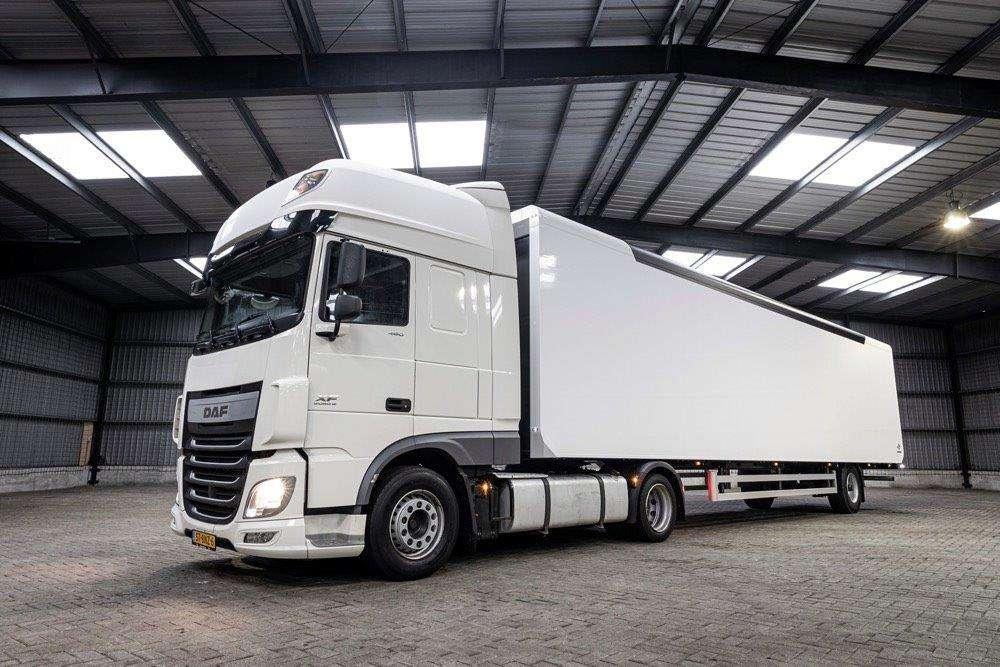 hybride trailer