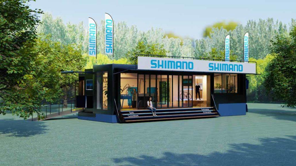 shimano ontwerp